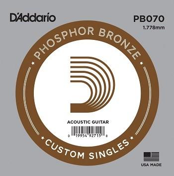PB070 Phosphor Bronze Wound