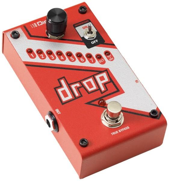 Digitech - Whammy The Drop Pitchshifter