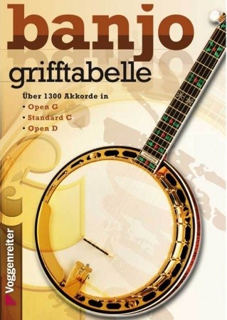 VOGG08090 Banjo Grifftabelle