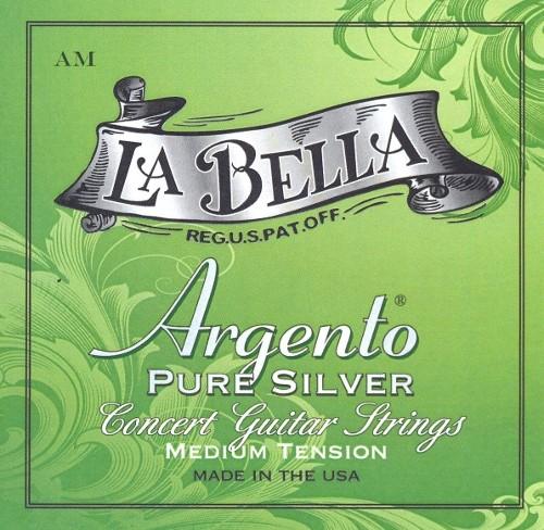 La Bella - Argento MT Pure Silver grün