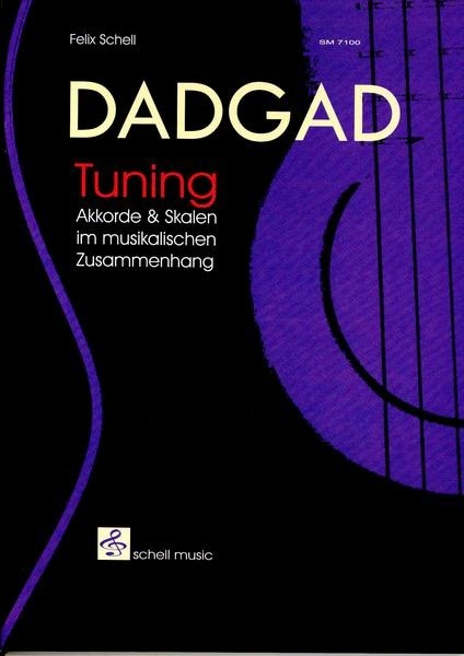 Mel Bay - SM7100 DADGAD Tuning