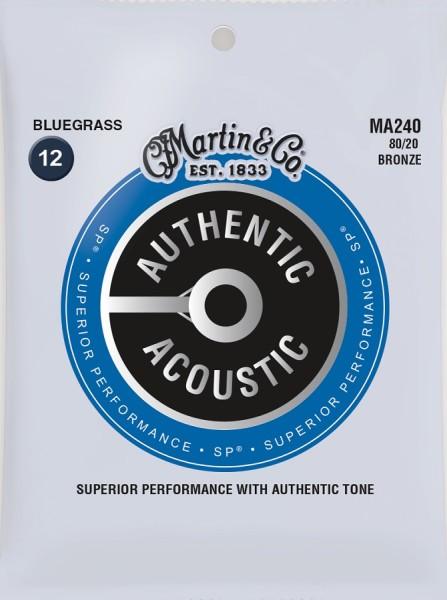 Martin - MA240 Bronze 80/20 Bluegrass