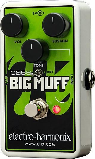 Electro Harmonix - Nano Bass Big Muff PI