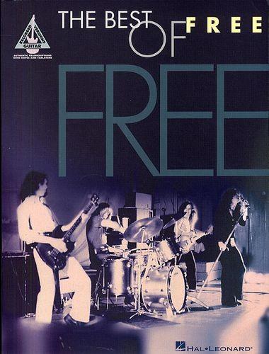 HAL LEONARD - HL00694920 The Best of Free
