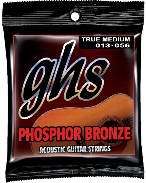 GHS - TM335 Phosphor Bronze True Med