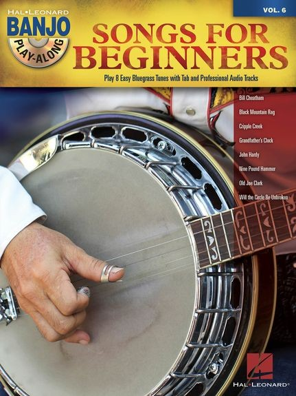 HAL LEONARD - HL00139751 Songs for Beginners