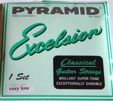 Pyramid - 381200 Excelsior very low tens