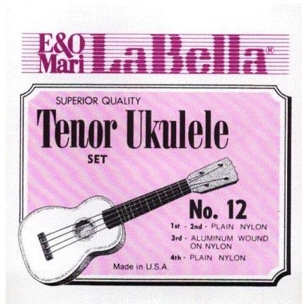 La Bella - SET12 Tenor Ukulele