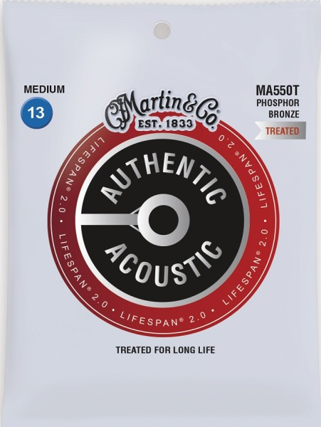 Martin - MA550T Ph-Bronze treated