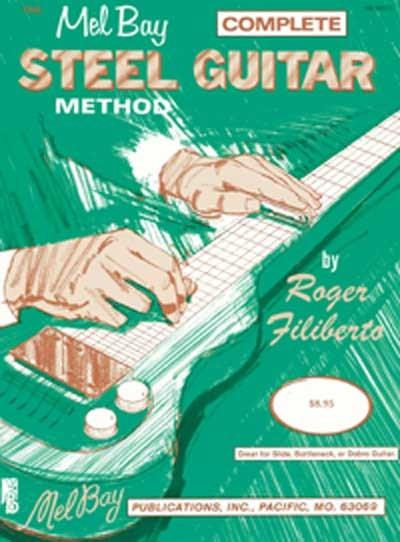 Mel Bay - MB93219 Complete Steel Guitar