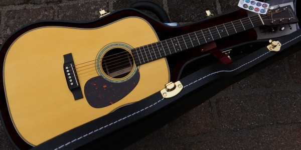 Martin - CSHDM Dreadnought Fishman PU