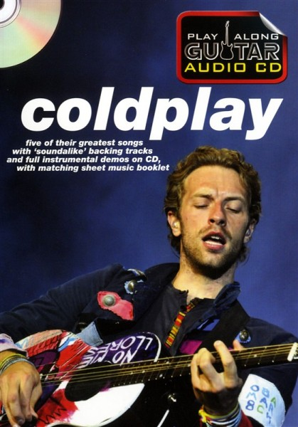 AM1000758 Coldplay Play along