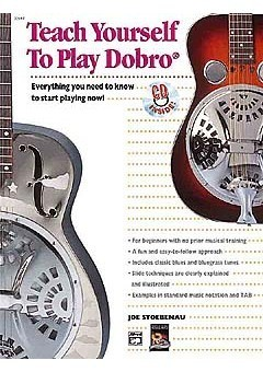 Alfred - Teach yourself to play Dobro