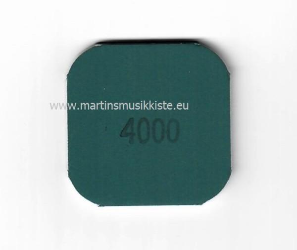 MM4000 Pad 5x5 Körnung 4000