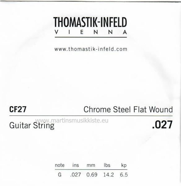 CF27 G3 aus CF128 Flatwound