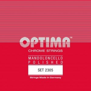 Optima - 2305 Mandolon Cello Satz