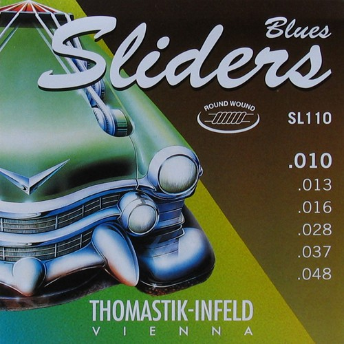 Thomastik - SL110 Sliders Blues