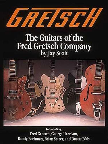 HAL LEONARD - HLE00000142 Gretsch Guitars