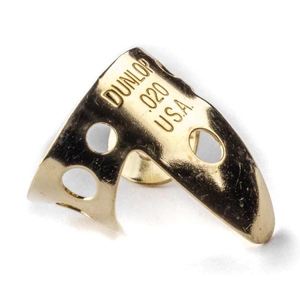 D20BRASS Fingerpick 020