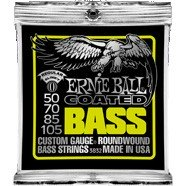 EB3832 Bass Slinky Coated 4S