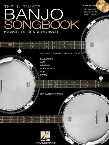 HL00699565 The Ultimate Banjo