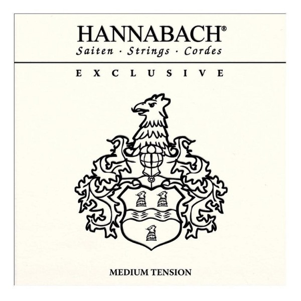 Hannabach - Exclusive Line Medium Tension