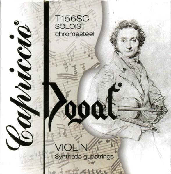 Dogal - T156SC Violin Capriccio Solois