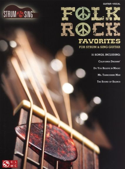 HAL LEONARD - HL02501669 Folk Rock Favorites