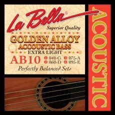 La Bella - AB10 XL Acoustic 40-60-75-95