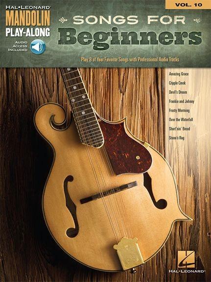 HAL LEONARD - HL00156776 Songs for beginners