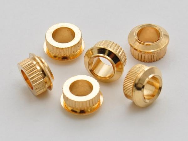 Kluson - Adapterhülsen gold 10mm für