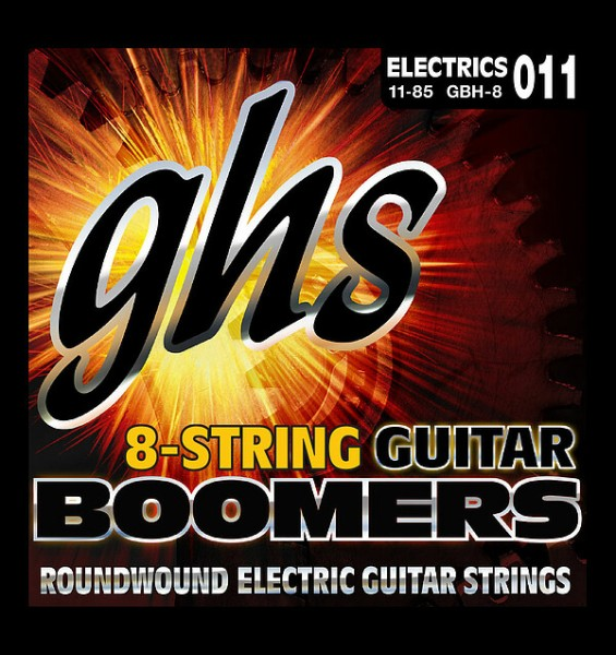 GBH-8 Boomers 8string