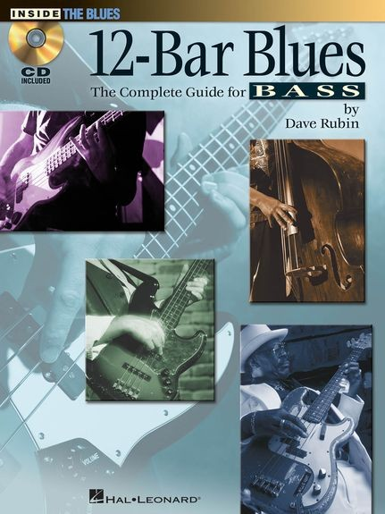 HAL LEONARD - HL00696481 12 Bar Blues Bass