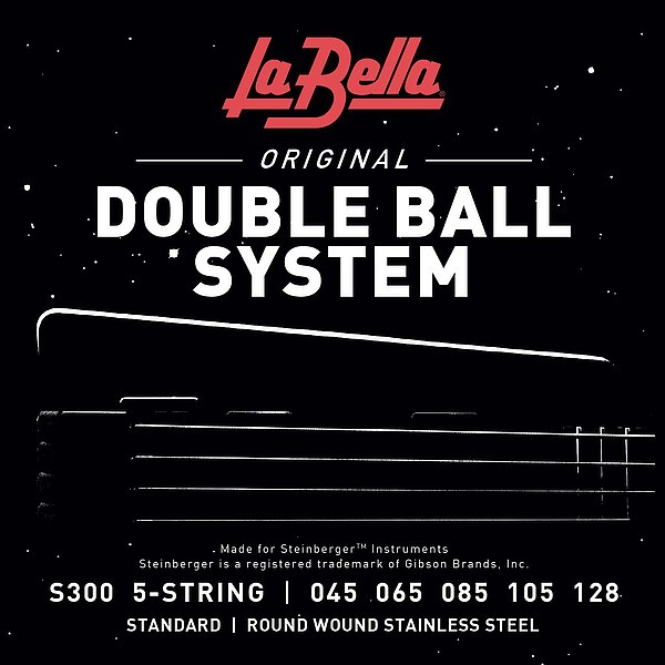 S300 Double Ball SS 45 128