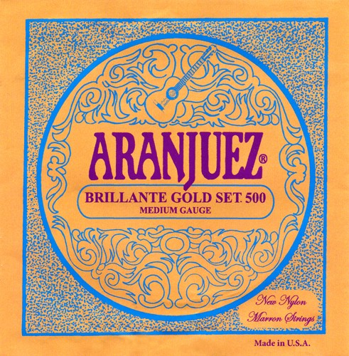 Aranjuez - A500G Brillante Gold