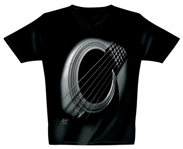 Rock You - T-Shirt schwarz Black Hole L