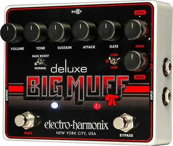 Electro Harmonix - Deluxe Big Muff Pi Guitar