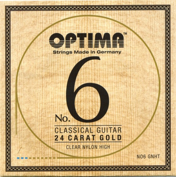 Optima - No. 6 24K Gold Classic GNHT
