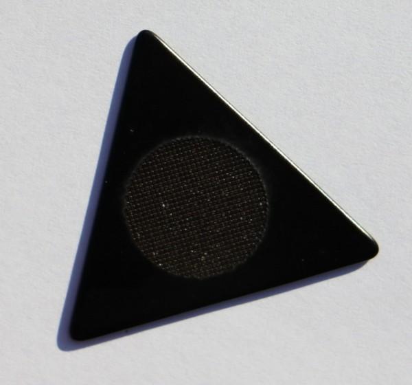 The Grunge Ebonite Triangle