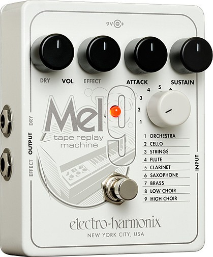 Electro Harmonix - MEL9 Tape Replay Machine