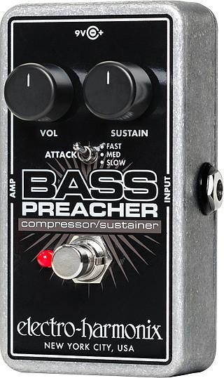 Electro Harmonix - Bass Preacher Compressor