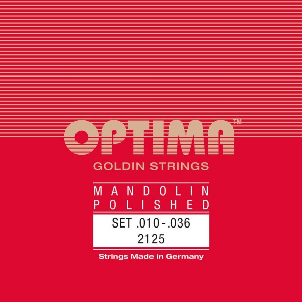 Optima - 2125 Goldin special polished