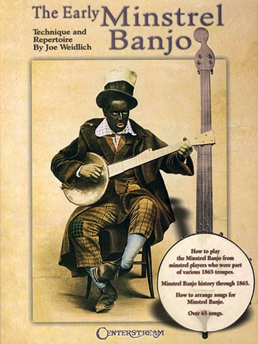 HAL LEONARD - HL0000325 Early Minstrel Banjo