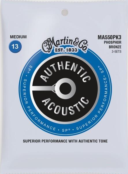 Martin - MA550PK3 Ph-Bronze Authentic