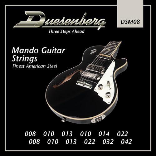 DSM08 Mando Guitar 39cm Mensur