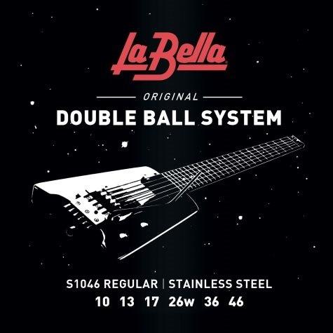 La Bella - S1046R  Doubleball Steinberger
