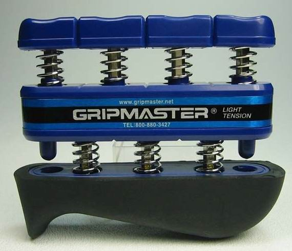 Pro Hands - GRIPB Gripmaster light/blau