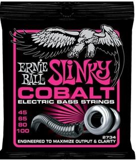 Ernie Ball - EB2734 Bass Cobalt Slinky