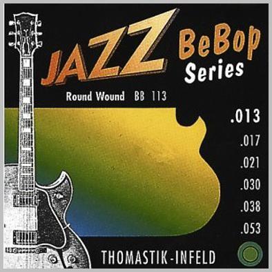 Thomastik - BB113 Jazz BeBop Roundwound
