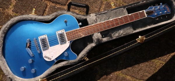 Gretsch - G5435 FBL Fairline Blue Case